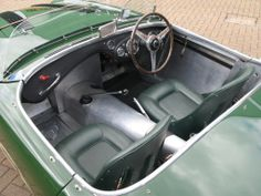 Austin Healey Works 100S RHD › Historic Racing Cars for Sale › Showrooms › JD Classics
