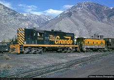 RailPictures.Net Photo: DRGW 5911 Denver & Rio Grande Western Railroad EMD GP9 at Provo, Utah by James Belmont