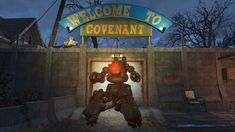 Robot Home Defence at Fallout 4 Nexus - Mods and community