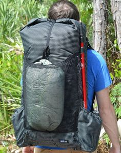 ZPacks.com Ultralight Backpacking Gear - Arc Haul Backpack