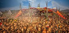 Ozora Festival 2014 in Hungary   Party Review