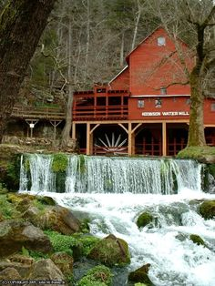 Hodgson Water Mill - Missouri