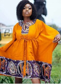 Hello Ladies, Good Morning to you all, I Will Be Dishing out to you 2019 Latest Ankara dresses for ladies for this week, I 've se. Source by African Fashion Ankara, African Fashion Designers, Latest African Fashion Dresses, African Print Fashion, Africa Fashion, African Style, Short African Dresses, African Print Dresses, African Prints