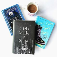 January Book Haul: Girls Made of Snow and Glass, Dress Codes for Small Towns // ya, young adult, books, book, read, reading, bookstagram, coffee, book photography, aimeereads