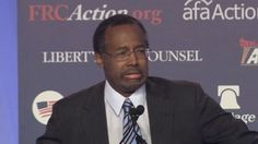 """Fox's Ben Carson: 'Women need to be re-educated so they don't get all riled up about abortion.'  In a highlight from the Value Voters Summit, newly hired Fox News contributor Dr. Ben Carson said on Friday that the country may need to """"re-educate the women"""" so that they stop having abortions.  OK, that sounds really creepy—not to mention reminiscent of Mao, Pol Pot, and a Margaret Atwood novel to us. Re-education camps. For women. So that they have babies."""
