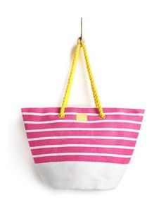 Raspberry Pink Summerbag Womens Beach Bag , Size One Size | Joules UK #accessories #sunny #women #covetme