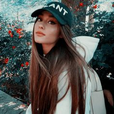 Read introducing camila from the story On My Block by goghishell (✨✨) with reads. name: camila florescousins to jasmine flor. Ariana Grande Fotos, Ariana Grande Pictures, Surfergirl Style, Album Cover, Ariana Grande Wallpaper, Foto Pose, Dangerous Woman, Aesthetic Girl, Aesthetic Black
