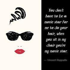 Vincent Roppatte on being a Hairdresser