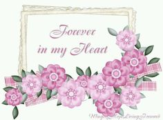 True I Just Love You, Son Love, Miss You Mom, Mom And Dad, Mother In Heaven, Whisper In Your Ear, Without You, Bettering Myself, In Loving Memory