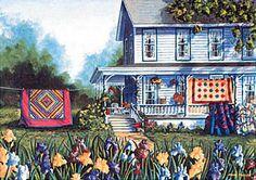 Diane Phalen Art Gallery - Grandma's Treasures