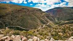 The Swartberg Pass in the Western Cape province divides the greenery of Little Karoo and the aridity of Great Karoo. (Gary Latham/LPI)
