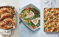 You'll Be Obsessed With These Easy Dinners That Only Require One Pan  https://www.womenshealthmag.com/food/one-pan-dinners?utm_campaign=DailyDose