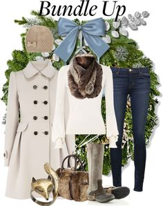 """* Burrrrrrr *"" by voltronosnapp on Polyvore"