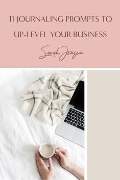 11 journaling prompts to up-level your business Small Business Marketing, Business Tips, Content Marketing, Journal Writing Prompts, Career Advice, Health And Wellbeing, Journal Inspiration, Invite, Create Yourself