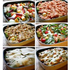 Dinner gratin with chicken  // gratinert kyllingform ~ sunt, raskt, enkelt og smakfullt  oppskrift på bloggen som vanlig ~ www.lindastuhaug.blogg.no☺️ #Padgram