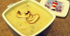 Kremalı mantar çorbasına dereotu da ekleyin, lezzetine lezzet katın.