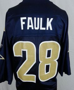 d39f410e544 ... Marshall Faulk St. Louis Rams Autographed Mitchell Ness Authentic Jersey  with 2000 NFL MVP, ...
