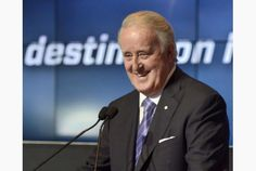 In a CTV interview Thursday, former prime minister Brian Mulroney rebuked Stephen Harper for his public spat with Beverley McLachlin, chief justice of the Supreme Court of Canada.