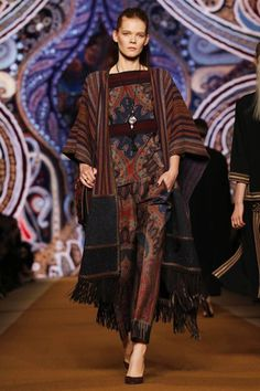 Etro Ready To Wear Fall Winter 2014 Milan - NOWFASHION