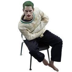 Joker Arkham Asylum - Hot Toys Exclusive