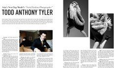 Todd Anthony Tyler Interview in Fairways magazine Vietnamese version 1