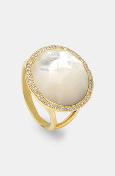 Ippolita 'Rock Candy - Lollipop' 18k Gold Ring available at #Nordstrom