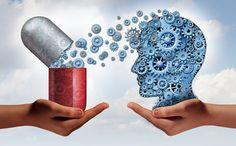 Brain Medicine Concept
