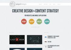 http://spigotdesign.com via @url2pin #portfolio