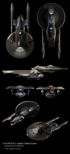 Star Trek Fleet, Star Trek Show, Star Trek Series, Star Wars, Starfleet Ships, Starship Concept, Science Fiction, Star Trek Characters, Ship Of The Line