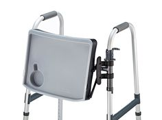 Walkers and Canes: Walker Flippin Tray With Removable Cover -> BUY IT NOW ONLY: $38.95 on eBay!