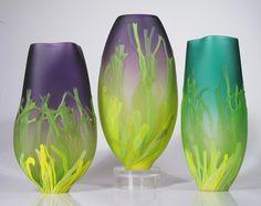 Mad River Glass Gallery ~ Waitsfield, Vermont ~ Dave & Melanie Leppla
