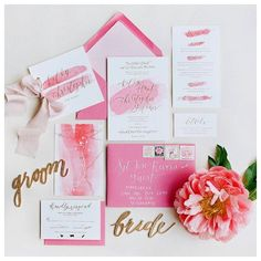 The summery colours are perfect for a tropical summer wedding in St Tropez. @frenchweddingstyle