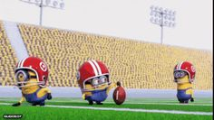 Funny pictures about Minions football. Oh, and cool pics about Minions football. Also, Minions football. Minion Gif, Humor Minion, Minions Quotes, Minion Videos, We Love Minions, Cute Minions, Funny Minion, Funny Videos, Minions Despicable Me