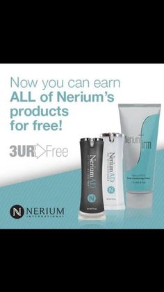 How would you like to get all your skin are products for $9.95 a month??!! Contact me if you want to learn how!  www.deidrehill.theneriumlook.com