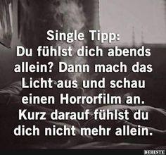 Single Tipp.. | Lustige Bilder, Sprüche, Witze, echt lustig
