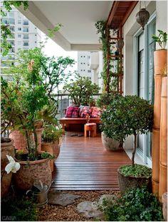 Оформление балкона как способ расширения жилплощади