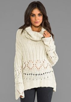 SPELL & THE GYPSY COLLECTIVE La Luna Cowl Neck Jumper in Sand - New  http://www.revolveclothing.com/DisplayProduct.jsp?product=SPEL-WK3&c=Sweaters+%26+Knits&s=C&n=n&referrerURL=http%3A%2F%2Fwww.revolveclothing.com%2FBrands.jsp%3Fc%3DSweaters%2B%2526%2BKnits%26s%3DC%26n%3Dn%26fromLeftNav%3Dtrue%3B%26page%3D1