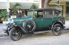 1928 ford convertibles | FORD A 1928 Verde