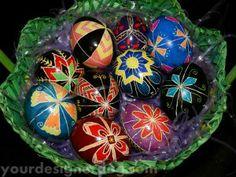 http://www.yourdesignerdogblog.com, pysanky, easter eggs, easter egg decorating, ukrainian easter eggs