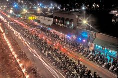 75th Sturgis Rally Photos There expectations was for a million people but they have changed that number. 1.8 million people coming through for the Sturgis Rally. By the way there is only 670,000 people in the whole state population.