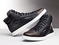 Salvatore Ferragamo Stephen Hi Top Sneakers