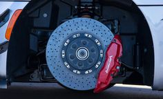 The Latest  2016 Dodge Viper ACR Car Brake Pictures