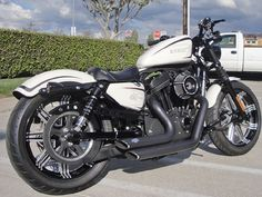 Fa Strides Resources | HARLEY-DAVIDSON XL1200X Forty Eight Arlen Ness