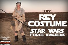 Dress up for The Force Awakens movie release!
