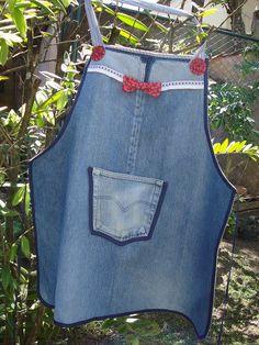 """""""Só Tutoriais e Idéias Legais Pra Casa e Pra Vida"""": 18 idéias pra reciclar jeans"""