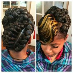 Under Braid Hairstyles Unique 162 Best Images About Flawless Hair Braids & Twist… – Hair is art Black Hair Updo Hairstyles, Natural Braided Hairstyles, Twist Braid Hairstyles, Natural Hair Updo, Girl Hairstyles, Natural Hair Styles, Short Hair Styles, Braided Mohawk, Hairstyle Ideas