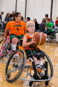 https://flic.kr/p/ZfviYS | Jr. Pacers Wheelchair Basketball Home Tournament @ Mary Free Bed YMCA - Nov 4, 2017