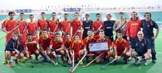 Spain defeated England 3-2 to finish at 13th place in the Hero Hockey Junior World Cup 2013 in New Delhi. Earlier in the day, Egypt beat Can...