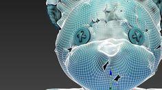 3DsMax Teddy bear high poly Modeling (Long Version)