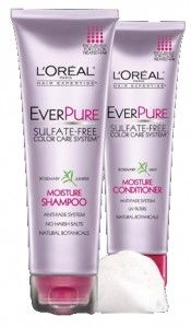 Free Samples of Loreal EverPure Shampoo & Conditioner